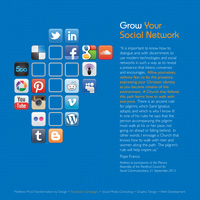 Grow Your Social Network for Catholic Organisations
